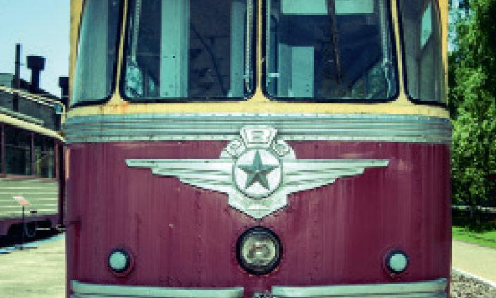 Маршрут трамвая под него попал берлиоз